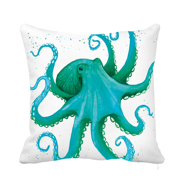 Jolly Octopus Cushion