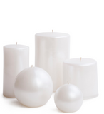 Mother-of-Pearl Candle