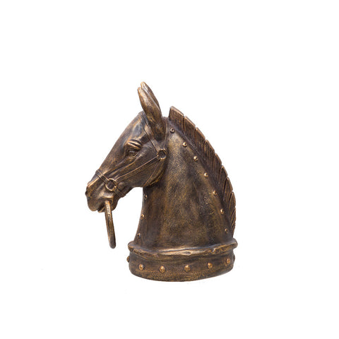 Bronze Horse Decor