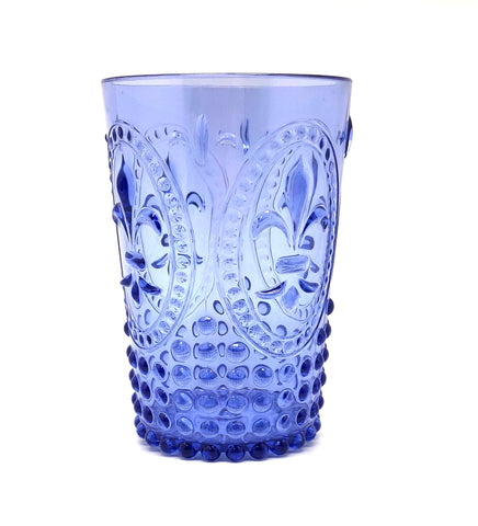 Large Acrylic Glass - Blue
