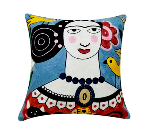 Limited Edition Picasso Cushion Cover- Jazzy