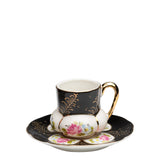 Elle Coffee Cups - Set of 6