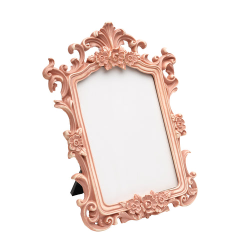 La Rose Photo Frame - Powder Pink
