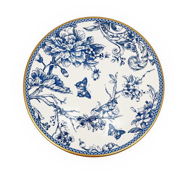 Azure Vintage Plate-Set of 6