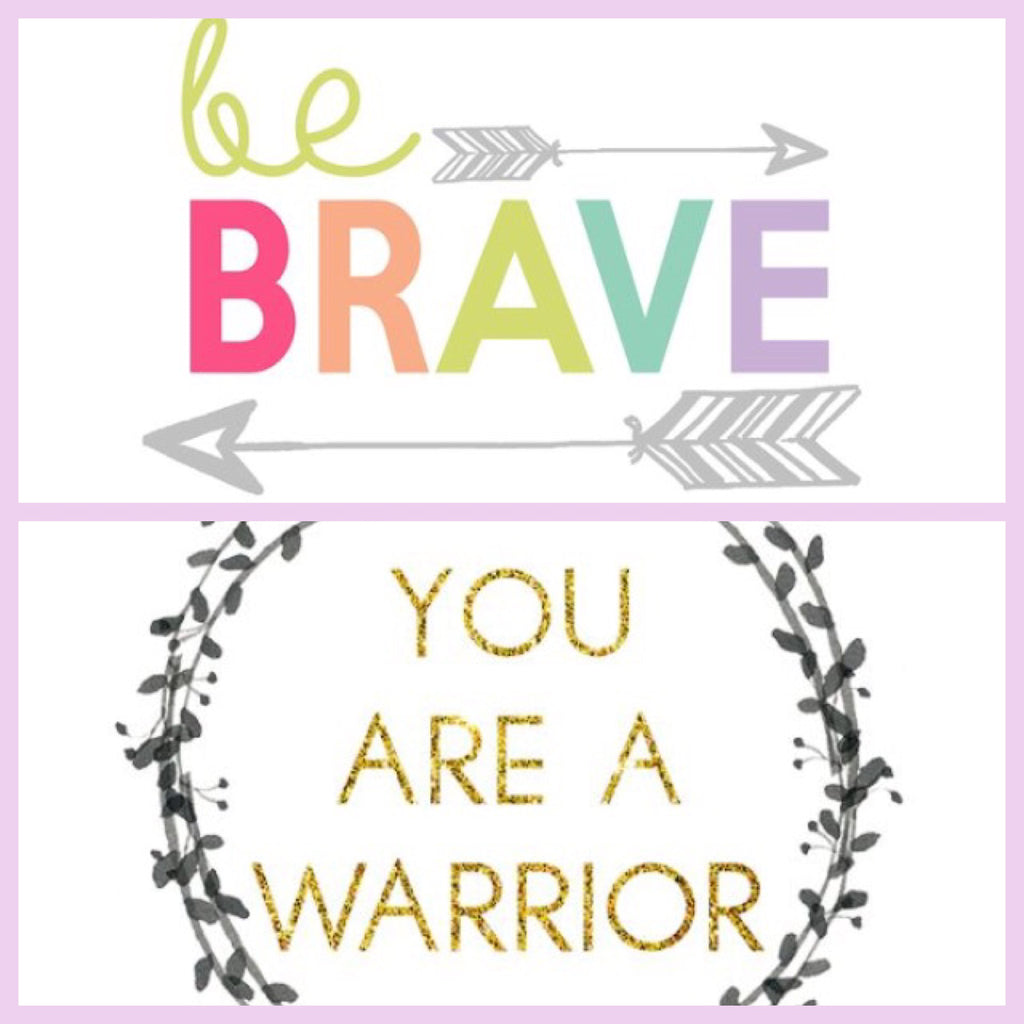 Who is a Brave Warrior?