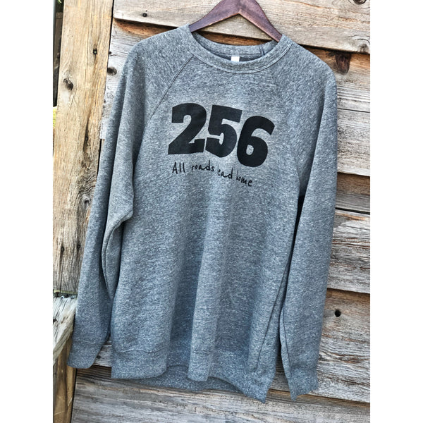 Grey Roads lead home sweatshirt