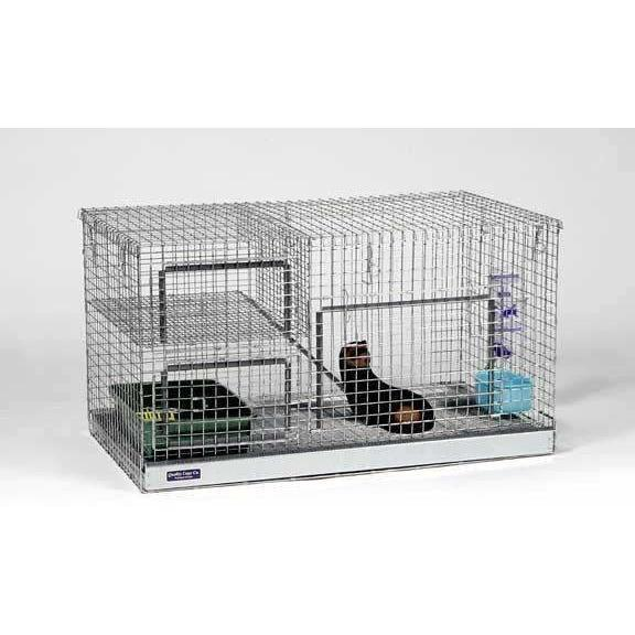 Quality Cage Crafters Cages Base Ferret Cage - Mansion - Made in USA - 100% Free Shipping