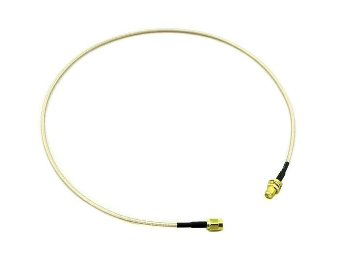 50cm length - SMA male to SMA female RF pigtail Coxial Cable RG316