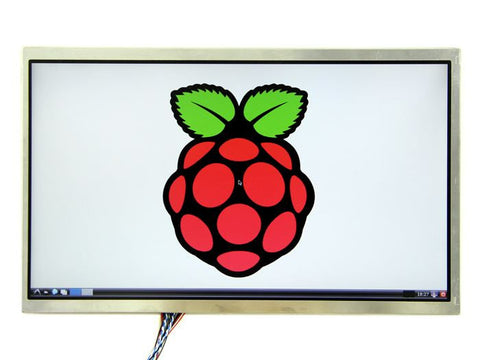 10.1''LCD Display - 1366x768 HDMI/VGA/NTSC/PAL