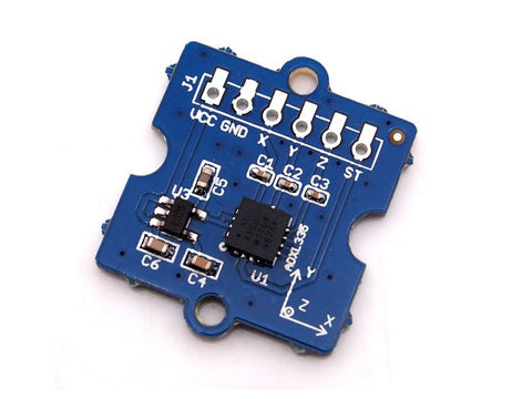 Grove - 3-Axis Analog Accelerometer
