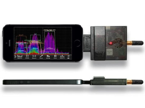 WiPry-Pro Combo Spectrum analyzer and A Power meter