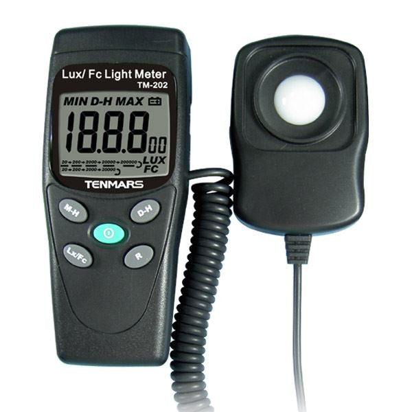 TM-202 Light Meter
