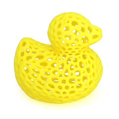 3D Printed Yellow Duck