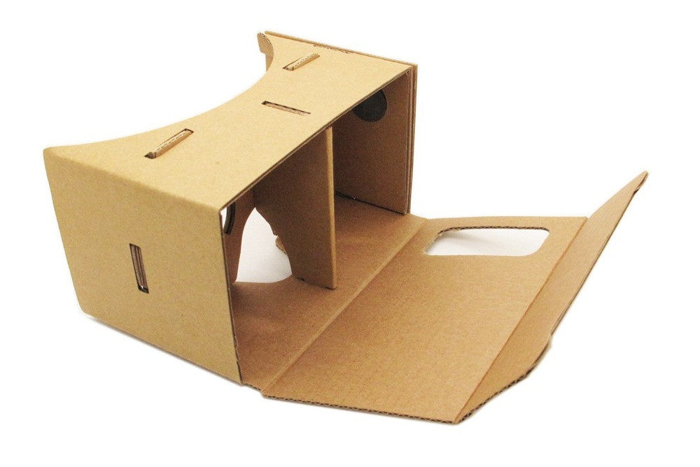 Google CardBoard Basic Version