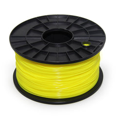 1.75mm PLA Filament - 1kg (Yellow)