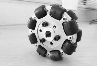 CL-10 Omni Wheel 4""