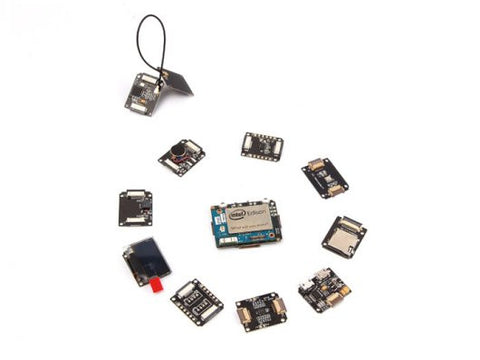 Xadow Wearable Kit For Intel® Edison