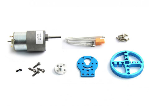 37mm DC Motor Robot Pack