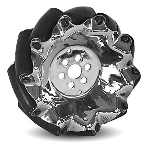 "QLM-10 Mecanum Wheel 4"" (Right)"