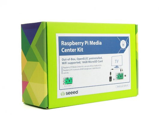 Raspberry Pi 2 Media Center Kit