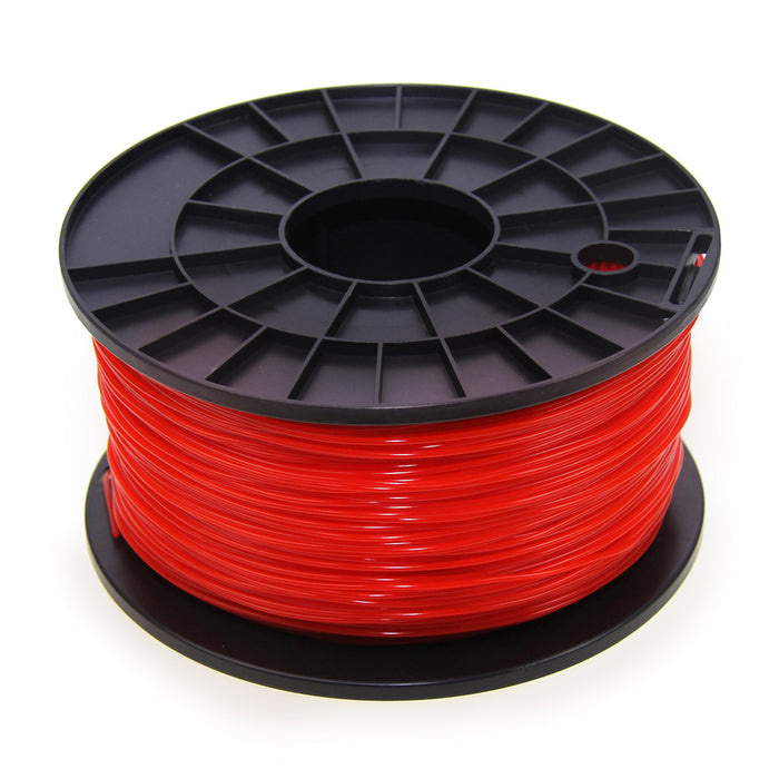 1.75mm PLA Filament - 1kg (Red)