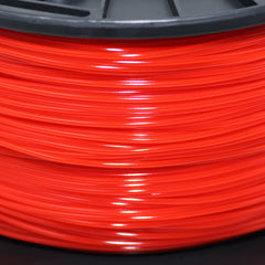 1.75mm PLA Filament - 1kg (Red) Close-up