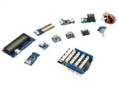 Grove Indoor Environment Kit for Intel Edison