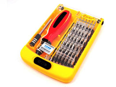 38-In-1 Interchangeable precise manual tool set