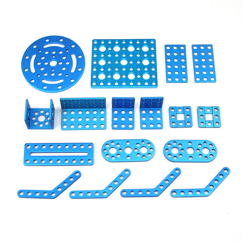 Bracket Robot Pack - Blue