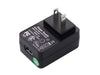 American Standard USB Wall Power Supply 5VDC 2.1A - FCC UL