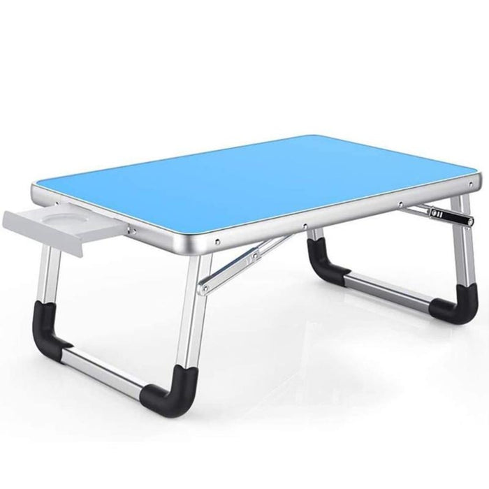 Contempo Views aptop Desk Bed Table Foldable Tray - Blue