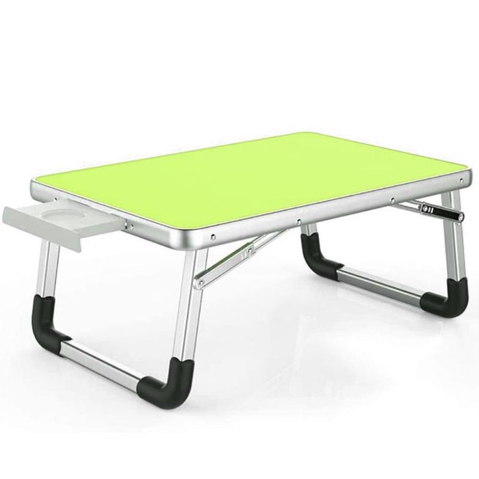 Contempo Views aptop Desk Bed Table Foldable Tray - Green
