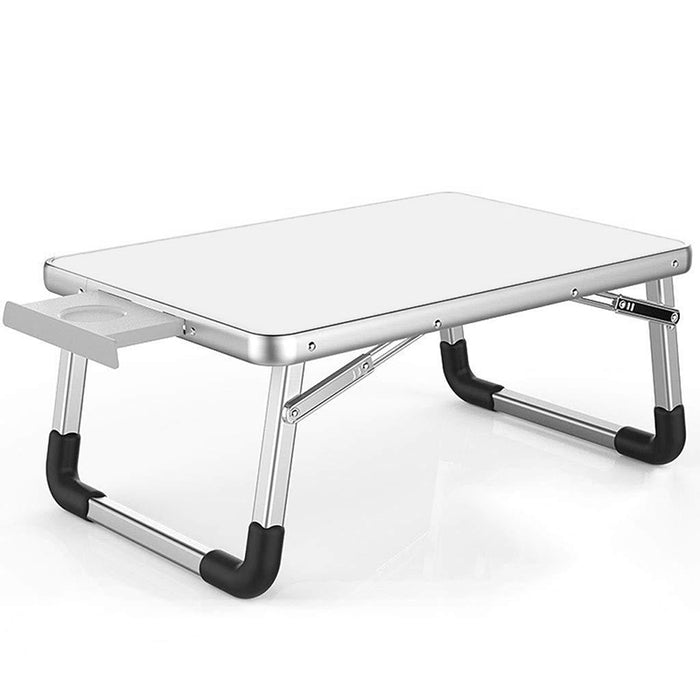 Contempo Views aptop Desk Bed Table Foldable Tray - White