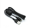 High Quality Micro USB 2.0 Male Cable With Magnet Ring