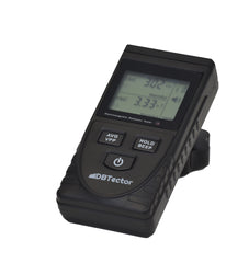 DBTector EMF Meter Electric And Magnetic Field Meter - Fron