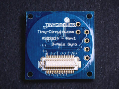 Gyroscope TinyShield - TinyCircuits - 3