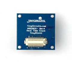 Real-Time Clock TinyShield
