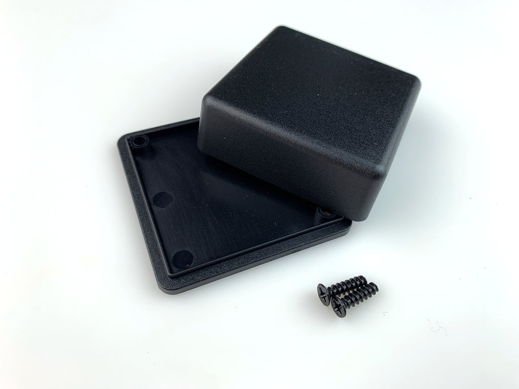Plastic Project Enclosure Box 51mm x 51mm x 20mm