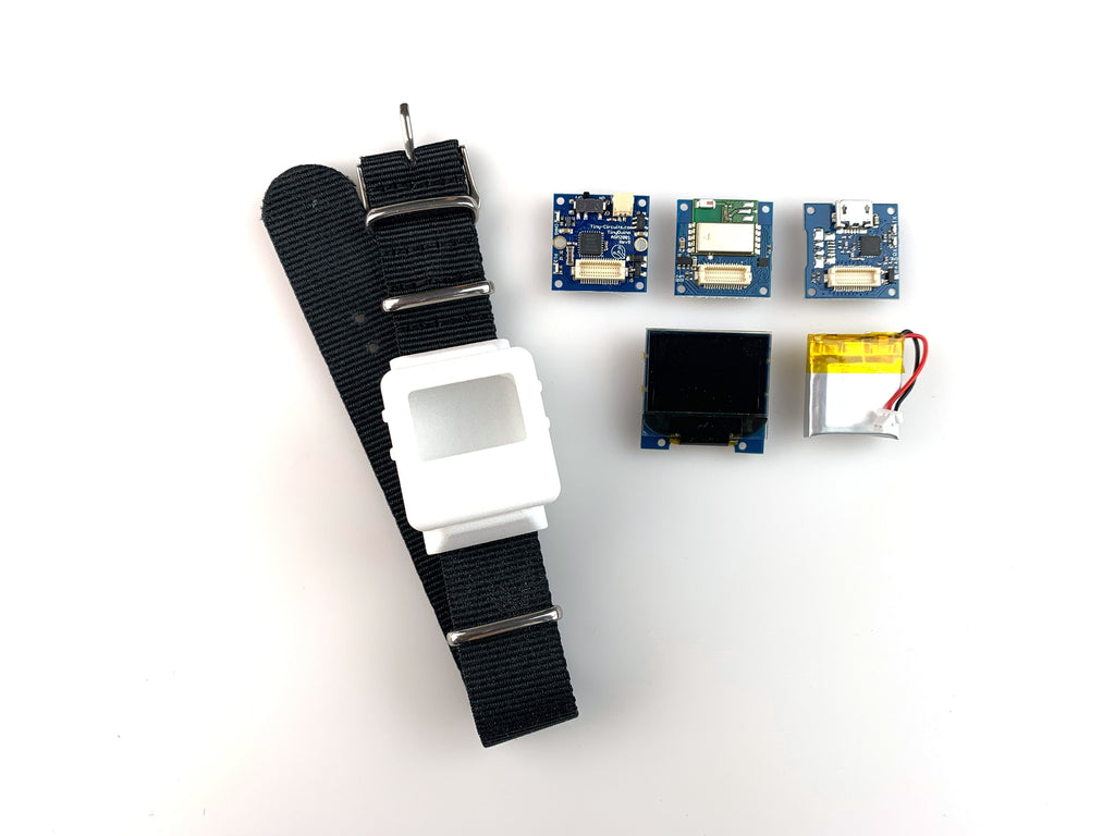 TinyScreen Smart Watch Kit