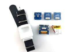 TinyScreen Smart Watch Kit with Enclosure and Band