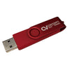 Contempo Views 4GB Memory Stick USB 2.0 Flash Drive with Micro USB Interface
