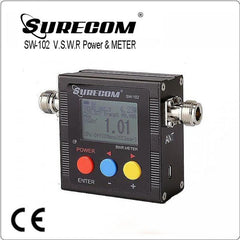 SURECOM SW-102 Digital VHF/UHF SWR & POWER WATT METER