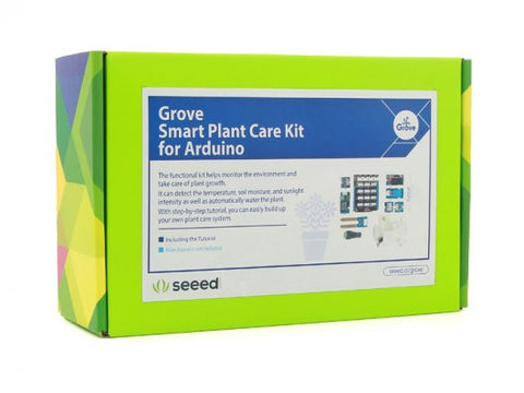 Grove Smart Plant Care Kit for Arduino