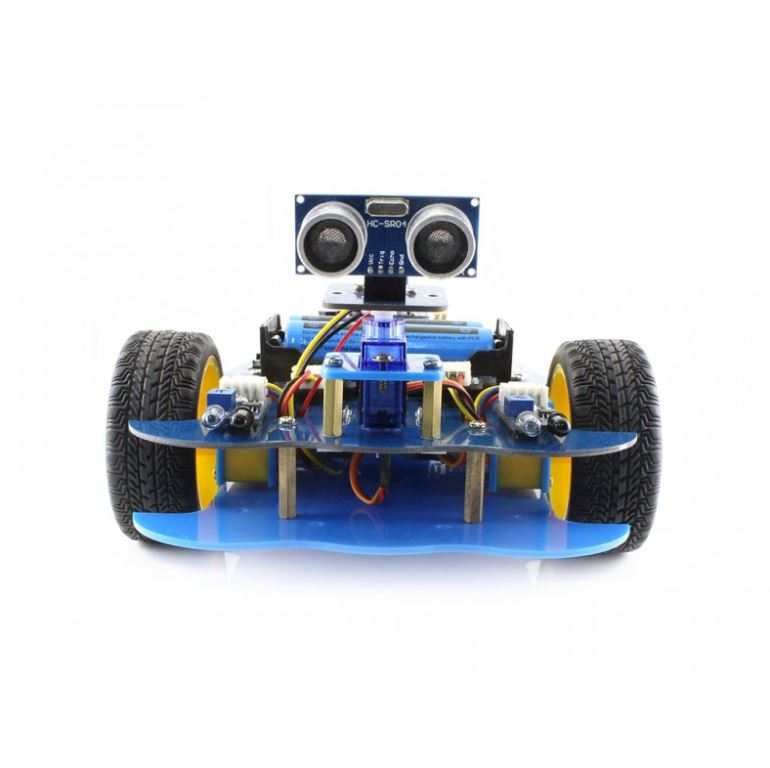 AlphaBot multi-function robot - Basic
