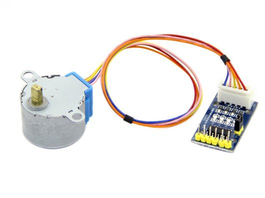 Gear Stepper Motor with Driver