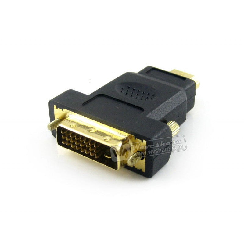 HDMI Male to DVI-D Male Adapter