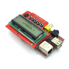 Raspberry PI 2 LCD1602 Add-On V1.0