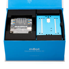 Open box with mBot