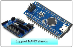 ITeaduino Mini Nano V3.0 ATmega328 Board For Arduino IDE (Arduino-Compatible)