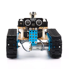 Front robot tank